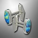 spectrolite cufflinks