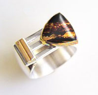 men's custom ring design