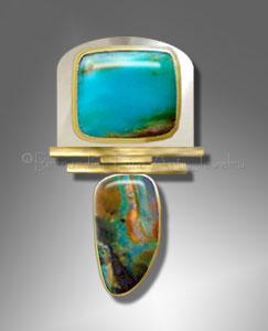 Opal Pendant
