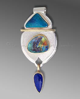 Unique pendant designs spectrolite pendant mozeypictures Gallery