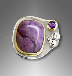 custom opalite ring