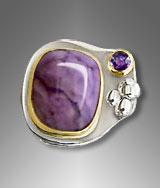 opalite custom ring
