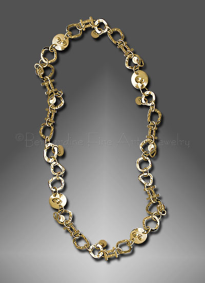 silver l choker gold gulband tone products handmade necklace