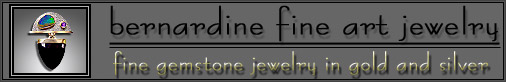 Fine Art Gemstone Jewelry