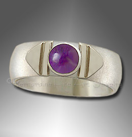 Ring Design Ideas mens ring Mens Sugilite Ring Sample Ideas For Mens Ring Designs