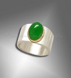 men's jade ring