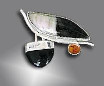 Palmwood pendant