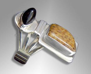 Palmwood Ring