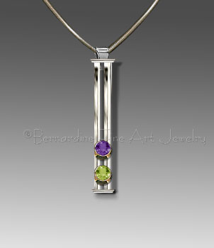 Birthstone pendant sterling silver birthstone pendant aloadofball Choice Image