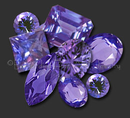 Tanzanite - Facts, Lore, History, Myths and Pictures