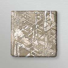Gibeon meteorite cab