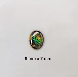 opal green