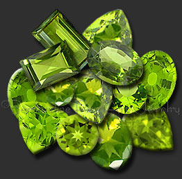 Peridot - Facts, Lore, History, Myths and Pictures